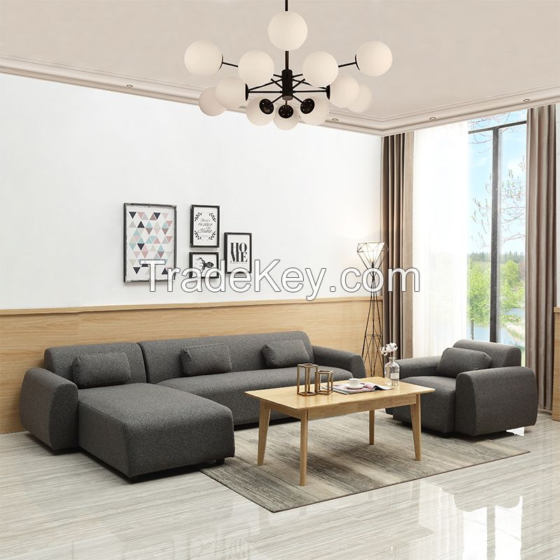 manufacture living room sofa long couch and settee