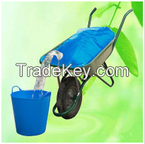 80L Wheelbarrow Water Carrier Bag
