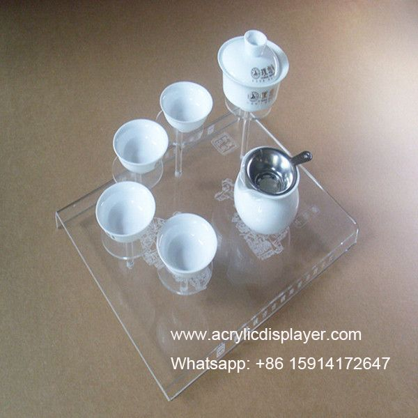Acrylic Cups Holder