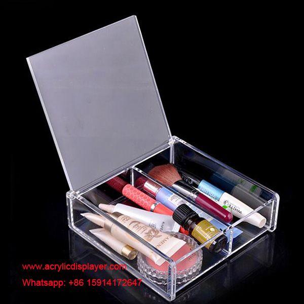 Acrylic Jewelry Cosmetics Storage Box