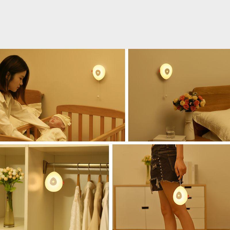New Arrival Onefire Motion Sensor LED Night Light Kinds Multifunctional Magnetic Led Light Lamp