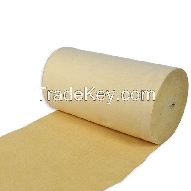 Air filter Cloth Polyimides P84 Fiber Needle Felts for Industrial Dust Collector