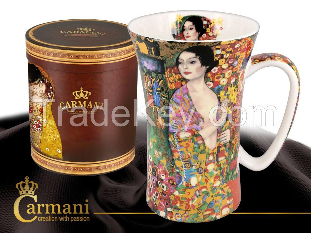 Big Mug- Klimt - Dancer