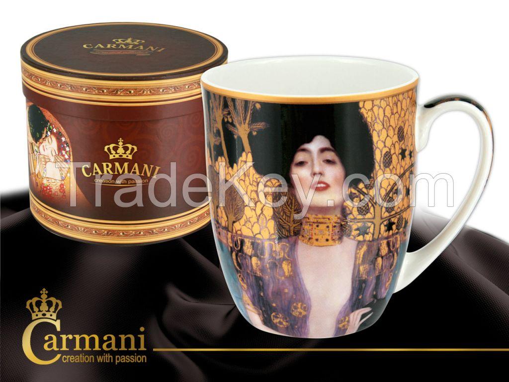 Camio Mug- Klimt- Judith And Holopherne