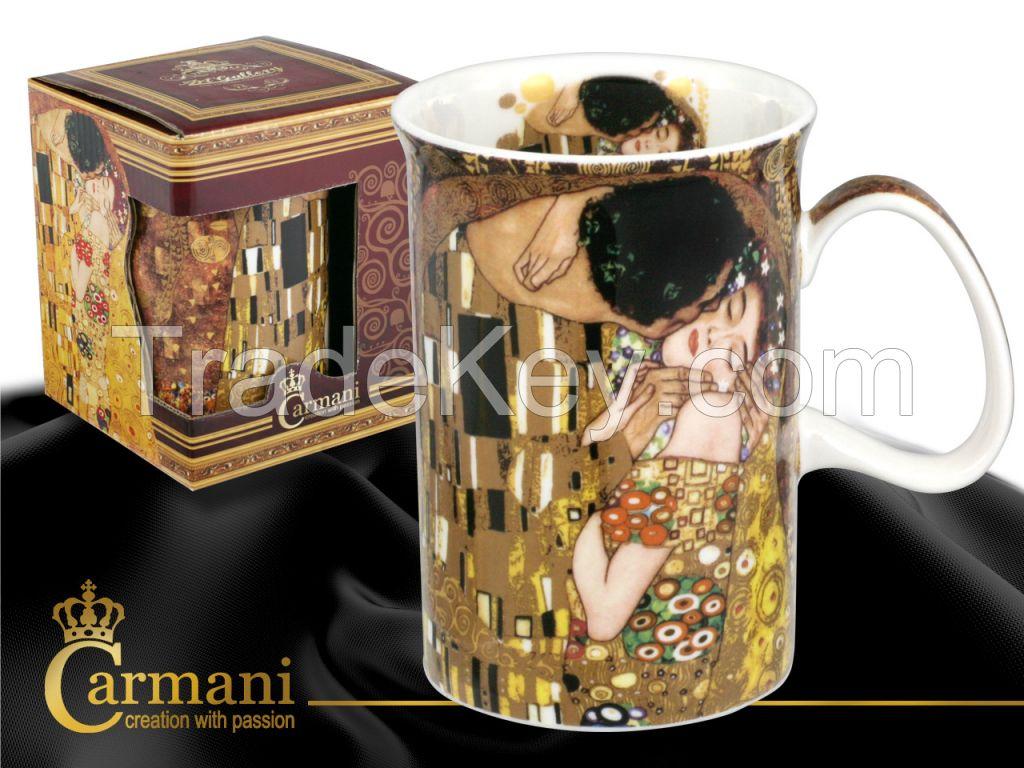 Classic Mug- Gustav Klimt- The Kiss
