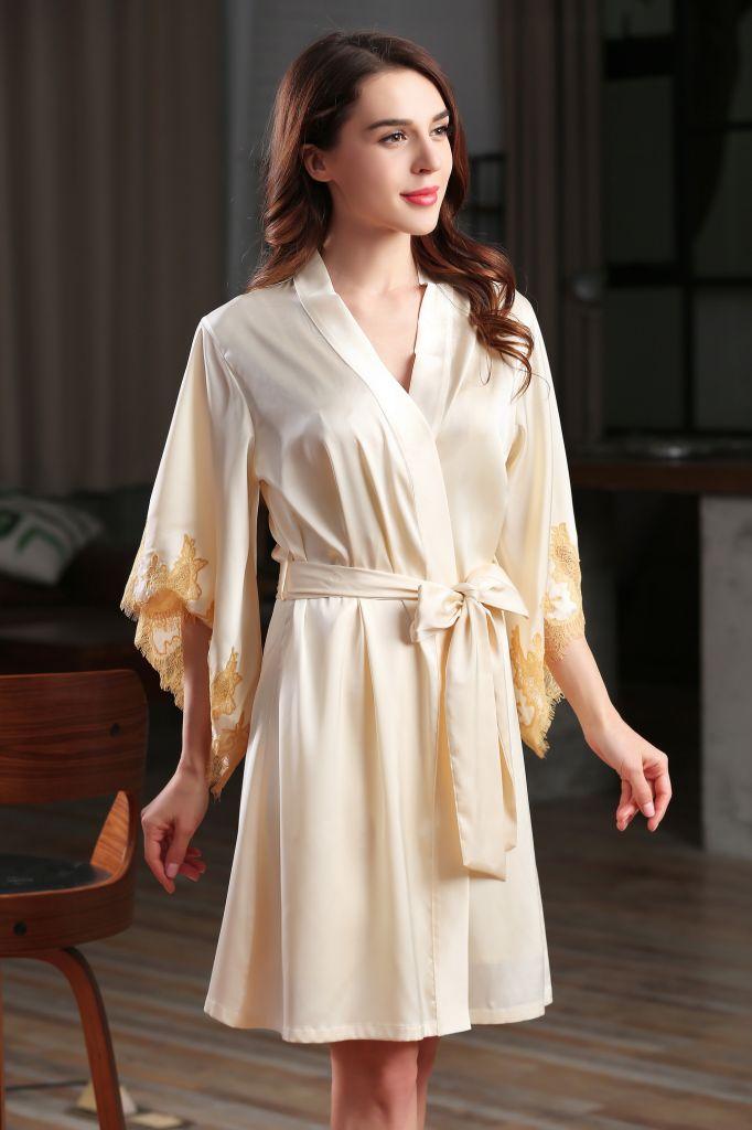 Luxury Silk Loungewear