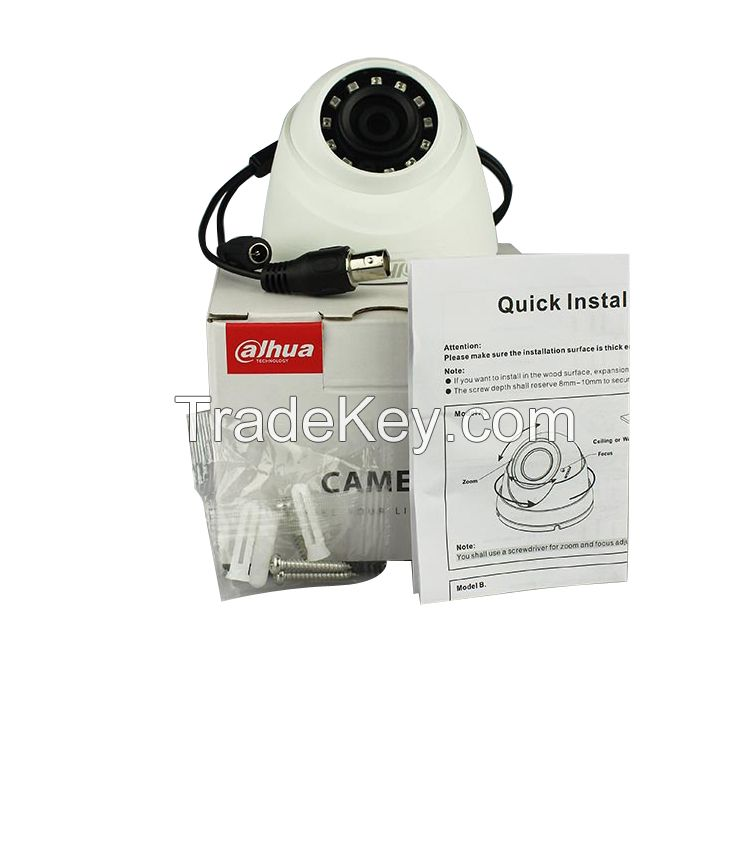 Dahua HAC-HDW1000R 1Megapixel 720P HDCVI IR Eyeball Camera