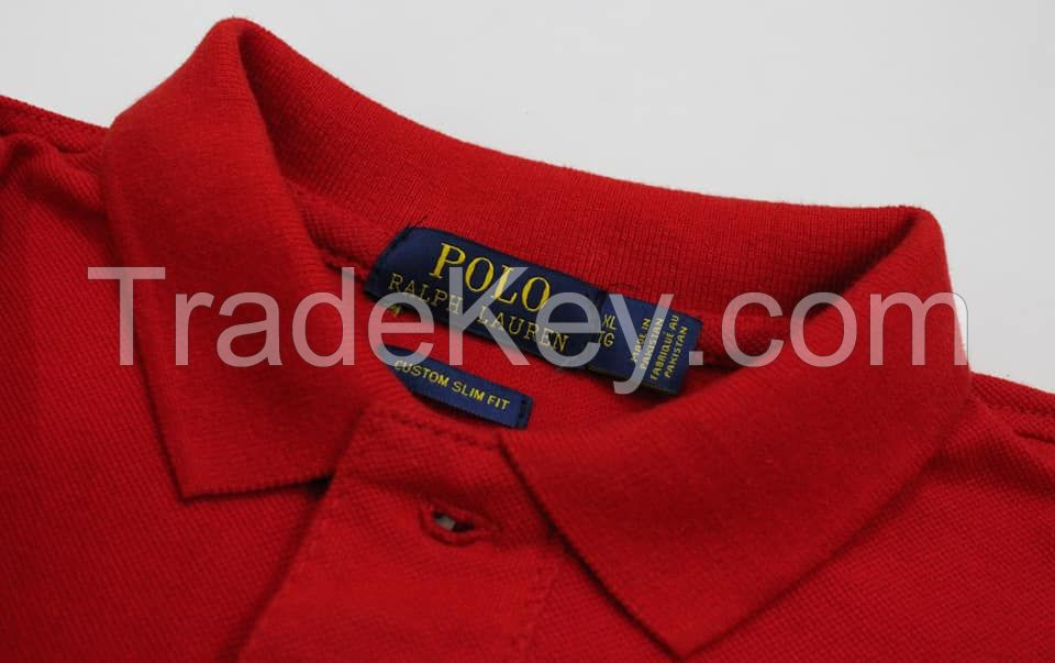 Polo Ralph Lauren Polo T-shirts Genuine Products