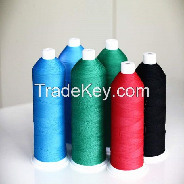 Yuanchen High temperature and abrasion resistance PTFE fiberglass sewing thread