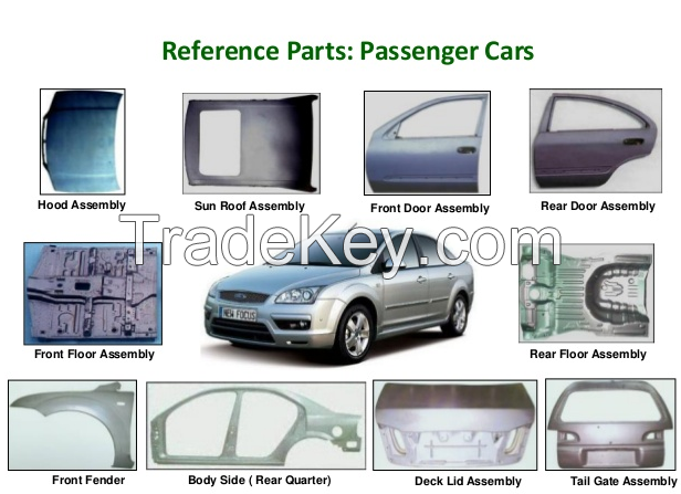 Auto Parts / Vehicle Body Parts