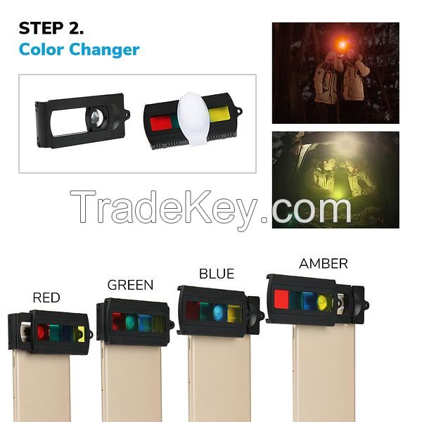 Flash Lights / Colored Flash Lights