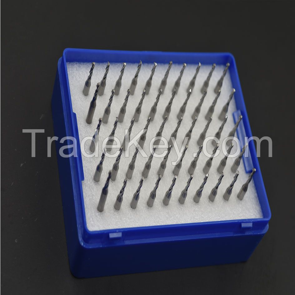 Low cost China drill bit for pcb drilling and routing machine