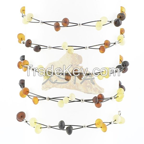 Wholesale Baltic Amber Bracelets