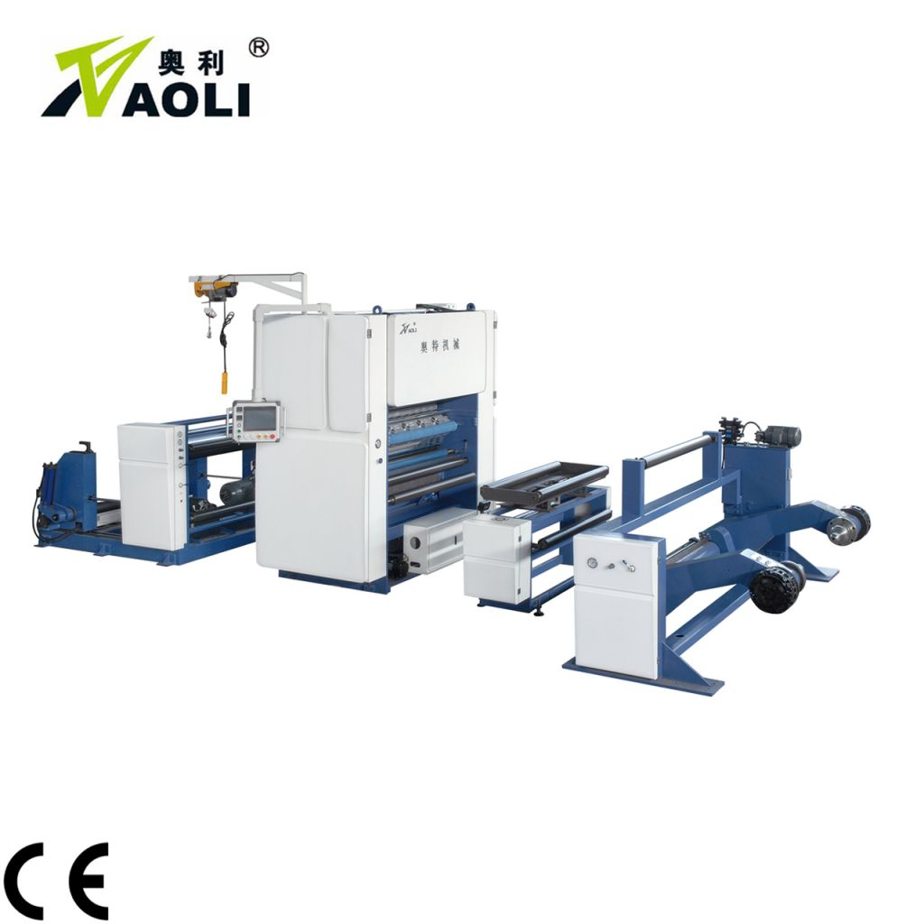 Factory Automatic Roll to Roll Laminating Machine