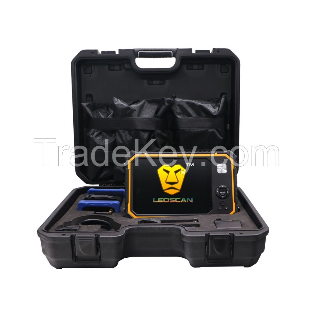 Wholesale 11000 mAh original OEM-level Bluetooth car diagnostic tool for all cars auto scanner diagnosis system OBD Tool Leoscan Master