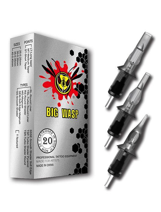 BIGWASP Standard Cartridge Needles