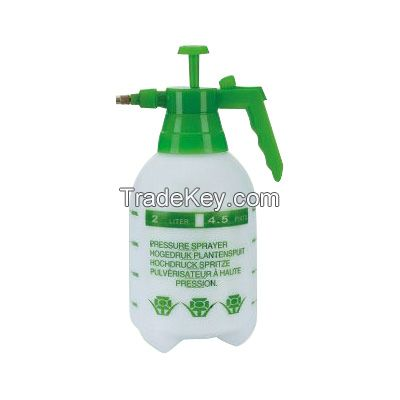 2L Portable Manual Garden Pressure Sprayer