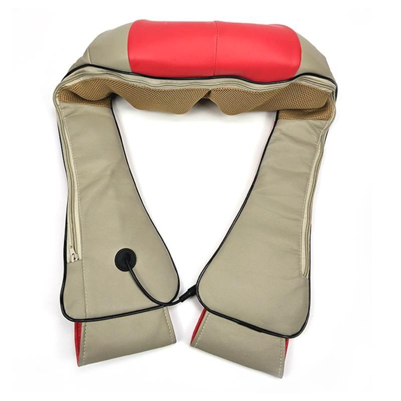 Massage Equipment Tapping Kneading Heating Shoulder and Neck Massage Belt