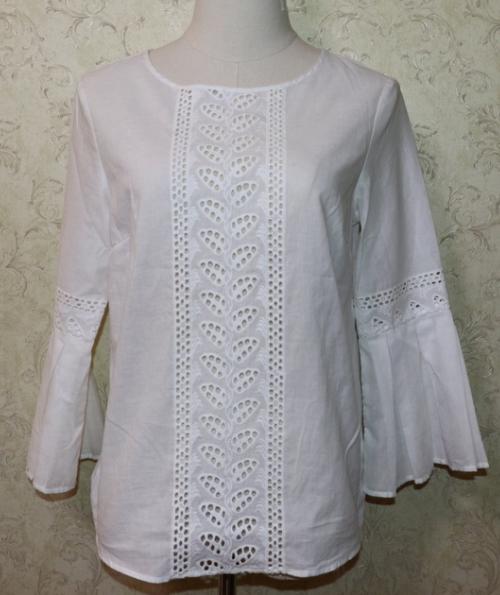 lady's cotton shirt, top