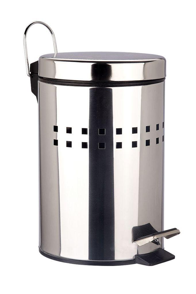 Stainless Steel dustbin (3L,5L)