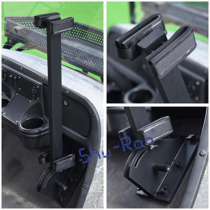 Golf Cart Gun Rack For Golf Cart,Club Car,EzGo,YAM