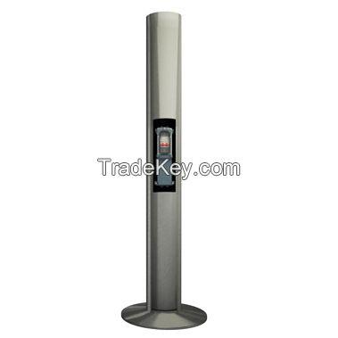 street lighting pole fuse box