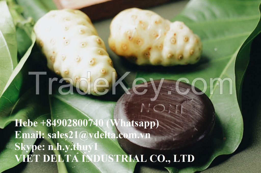 PURE ORGANIC VIETNAM NONI SOAP - PROTECTING YOUR SKIN AND YOUR HEALTHY \\ Ms. HEBE +84 902 800 740
