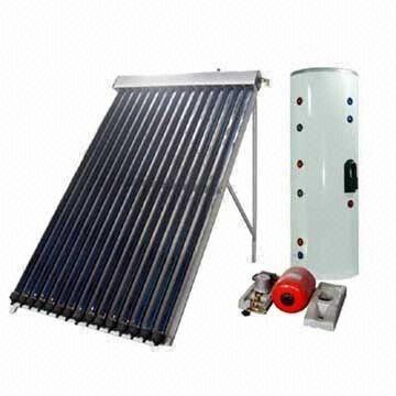 Seperate Solar Water Heater