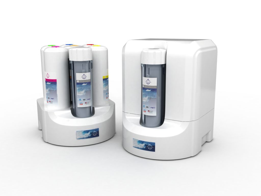 7 Stage Water Filter ZJW-701a For Making Alkaline Water
