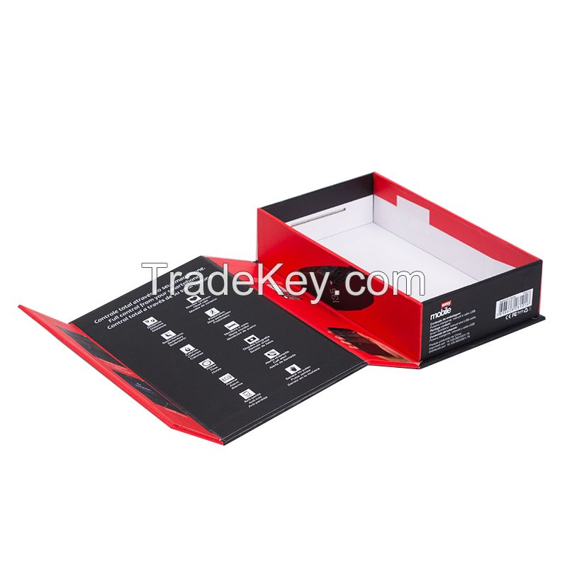 paper box for electronic product