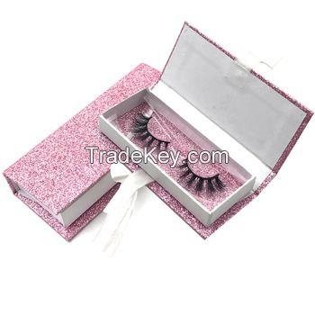 Customer Customized Empty Eyelashes Magnetic Box