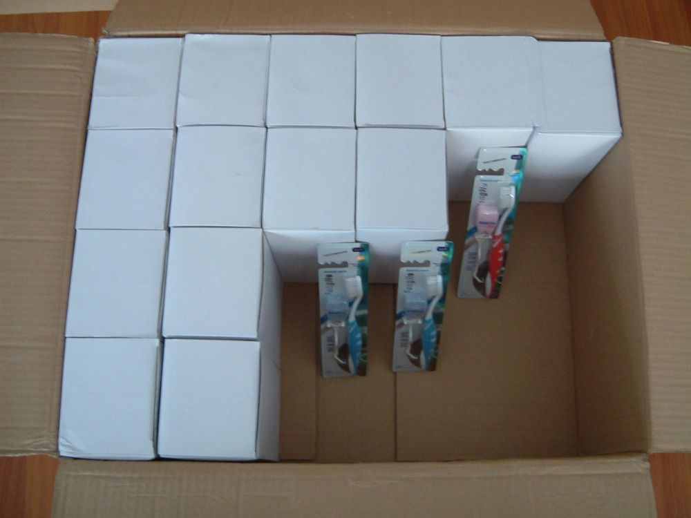 competitive price of disposable toothbrush kit for hotel and hospital