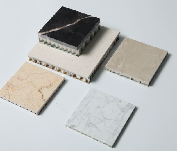 marble honeycomb panel