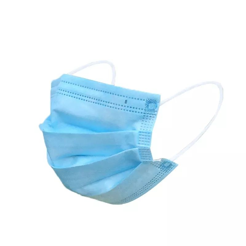China Factory Wholesale Non-woven 3ply Face Mask Disposable with earloop