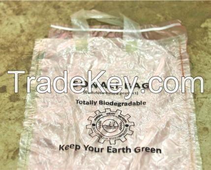 Jute Polyethene Bag