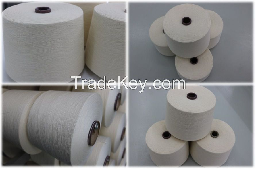 100% Cotton Compact Yarn