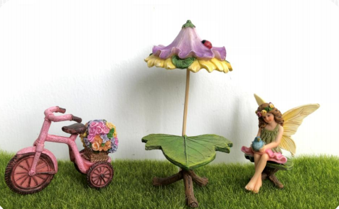 2018 Popular Design Fairy Garden Kits