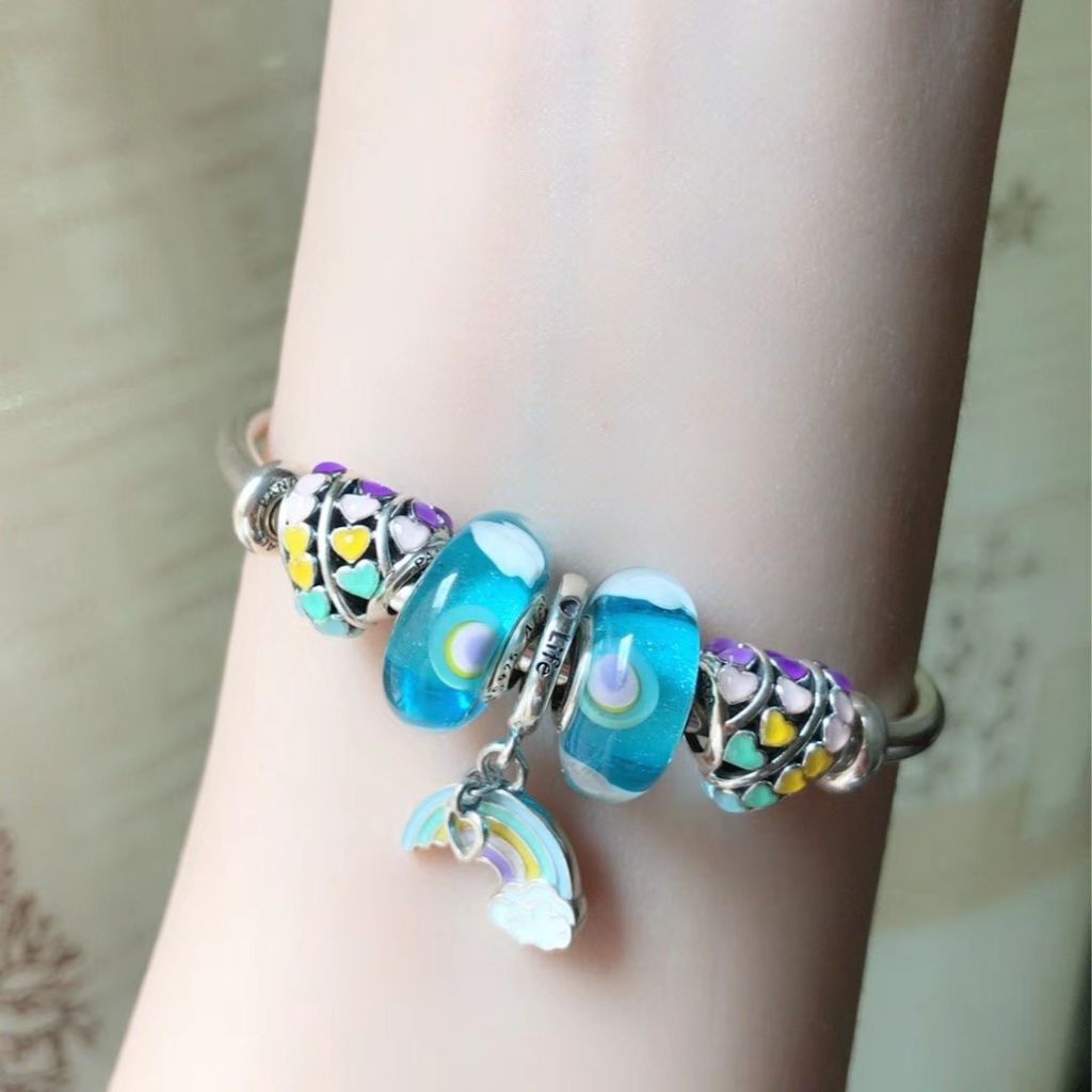 Pandora jewelry DIY silver, China manufactures source of goods made in China