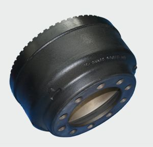 Brake Drum for BPW all series
