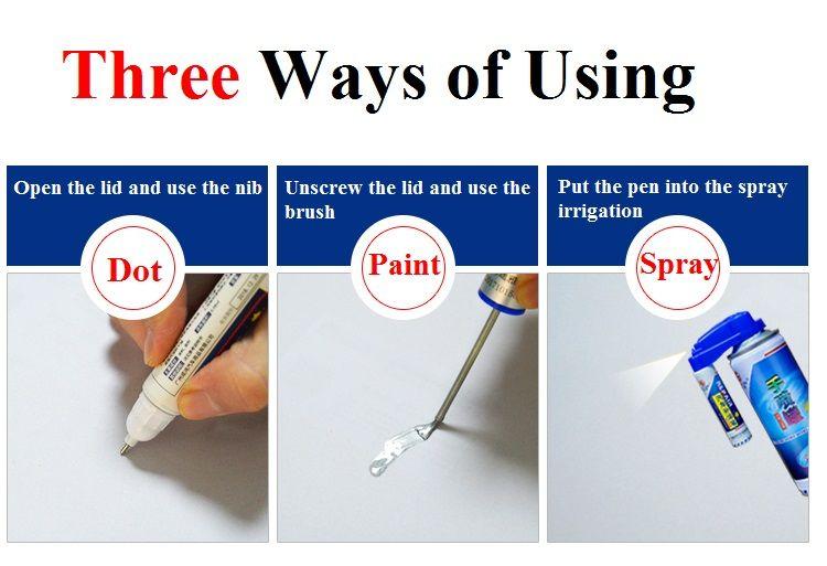 Car Paint Pen Professional Car Coat Scratch Patching Paint Pen