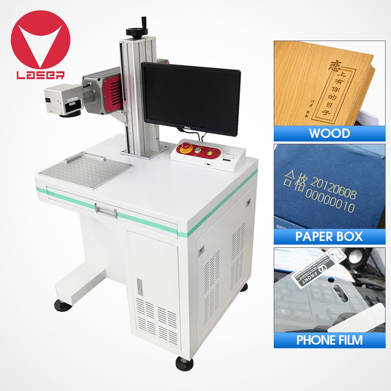 Co2/UV/Fiber Laser Marking Machine