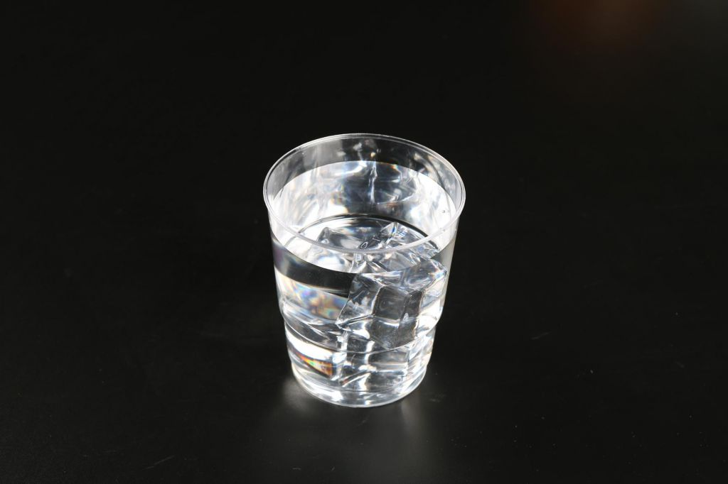 6oz(ounce) Crystal Clear Plastic Glass Hard Plastic Elegant Disposable Airline Cup