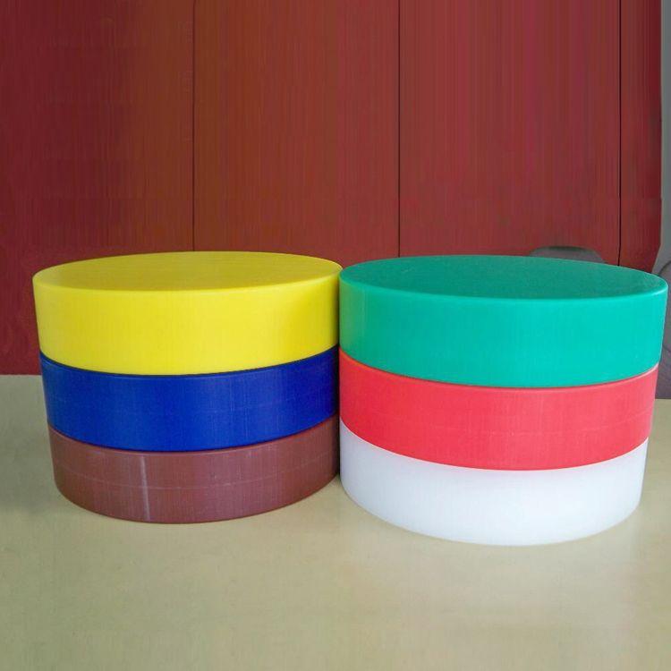 Polyethylene Material lightweight plastic PE cutting board Chopping Blocks