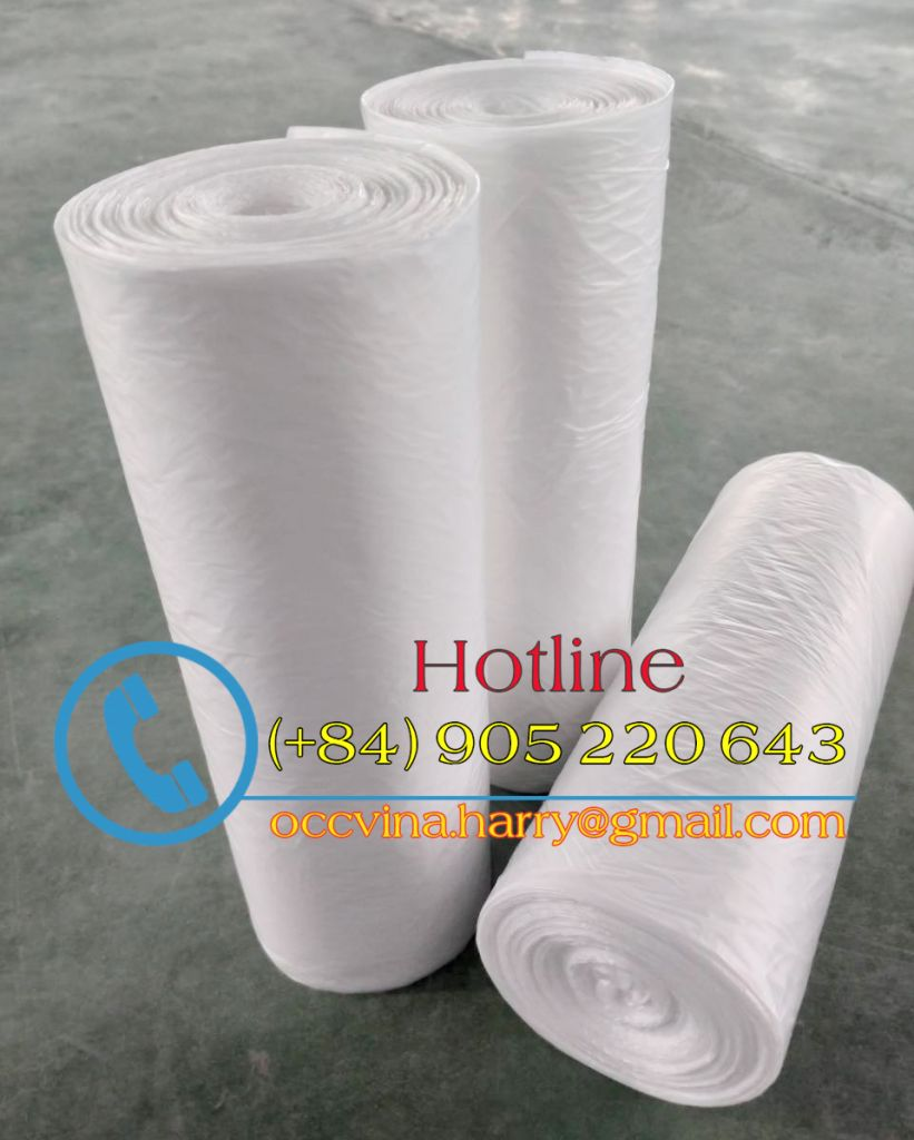 Plastic Drop Cloth - Roll Type