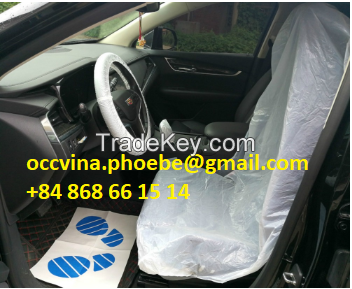 Disposable Protective Kit 5 in 1