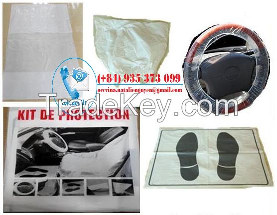 Plastic Car Clean Set
