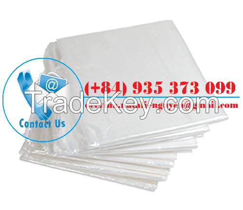 Clear Plastic Drop Sheet