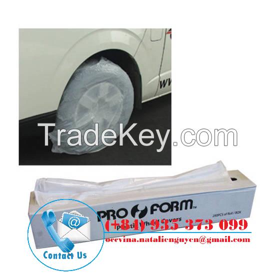 Plastic Wheel Cover