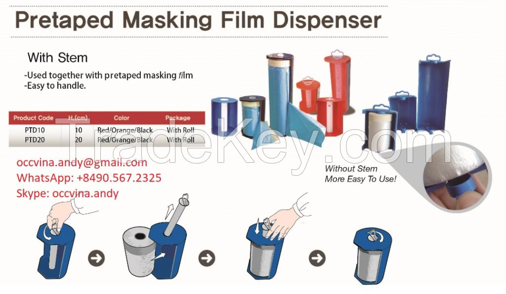 Dispenser for Masker
