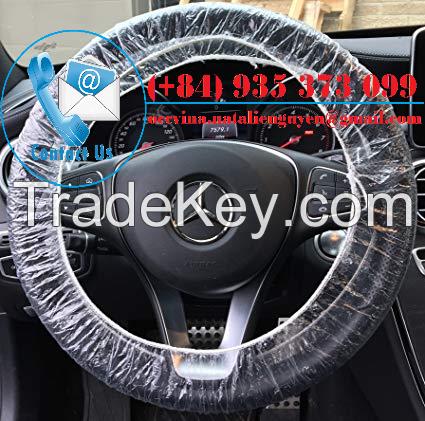 Plastic Steering Wheel Cover